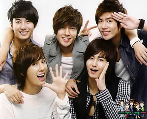 SS501 Fans - Tagged