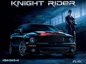 knight rider 高清图片